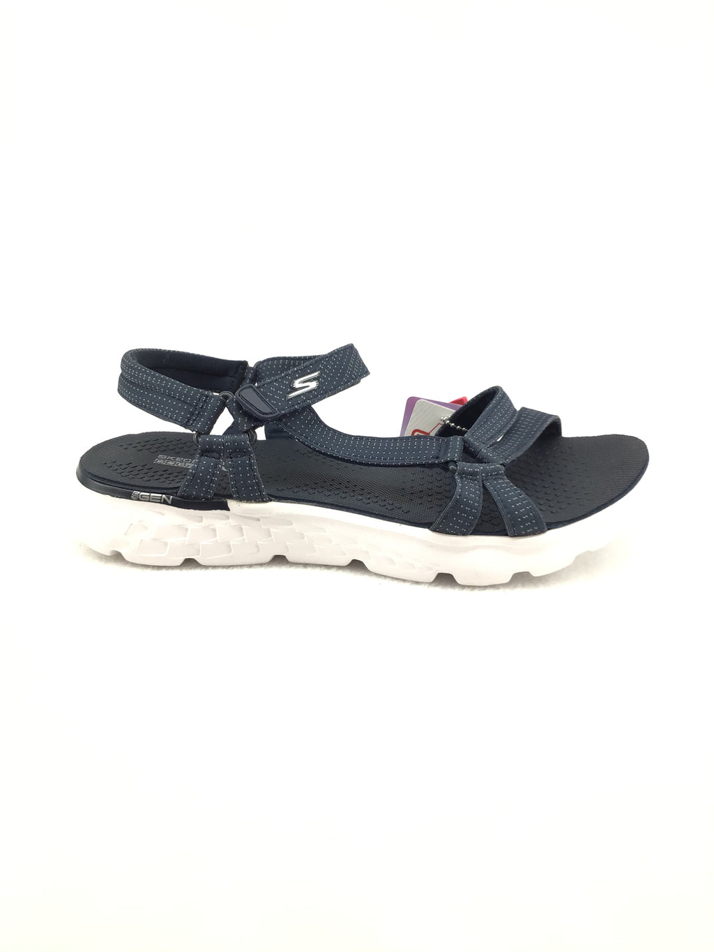 Skechers GoGo Max Sandals Size 9
