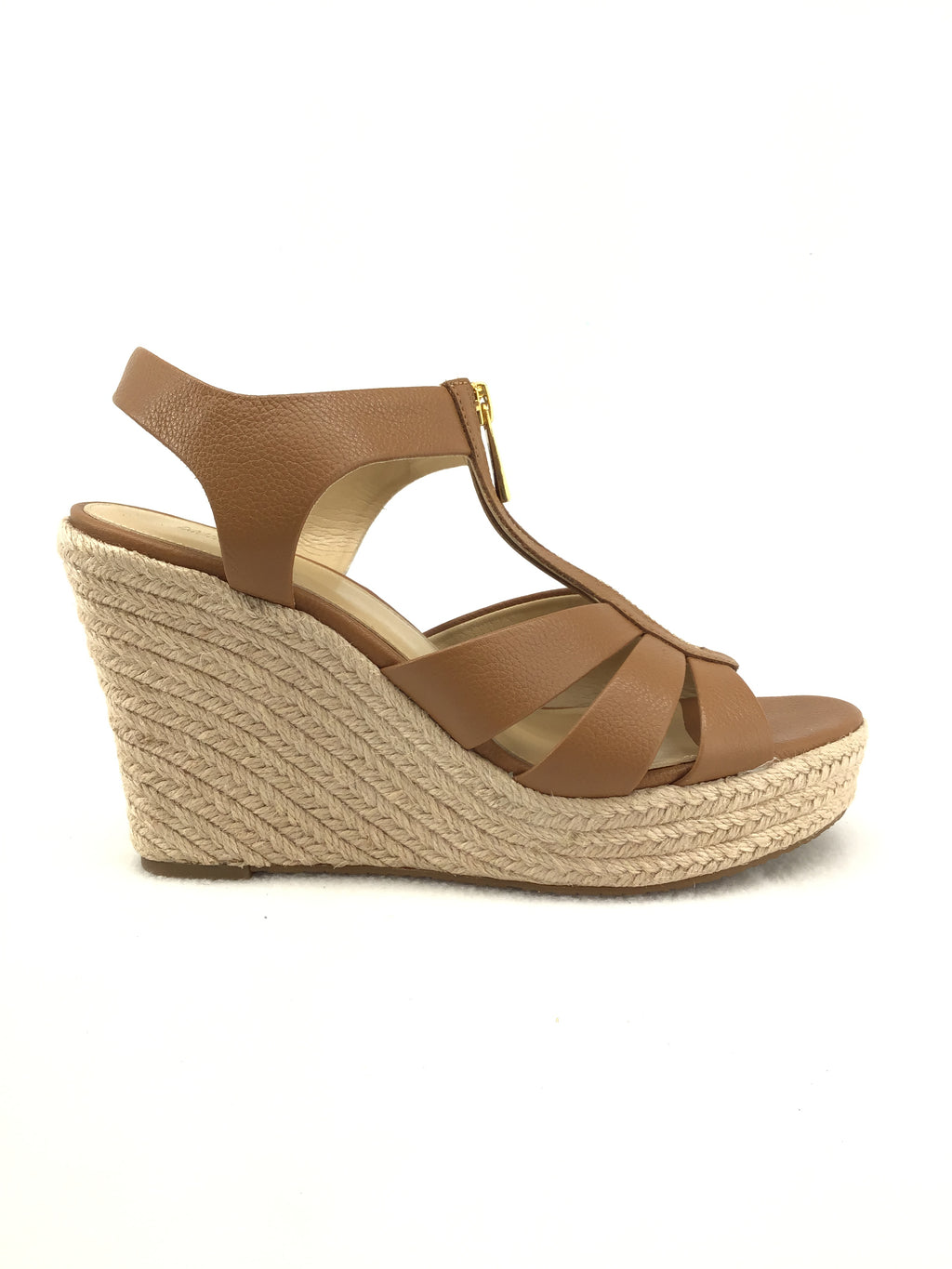 Michael Kors Wedge Sandals Size 8M