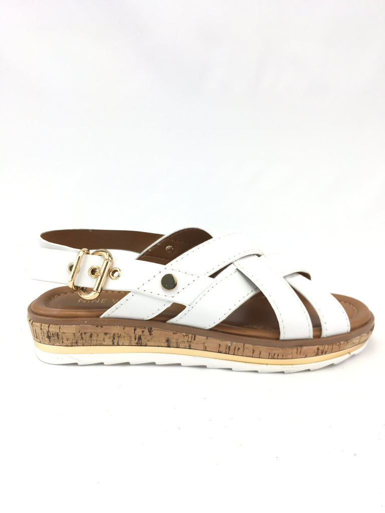 Nine West Aliyah Sandals Size 6M