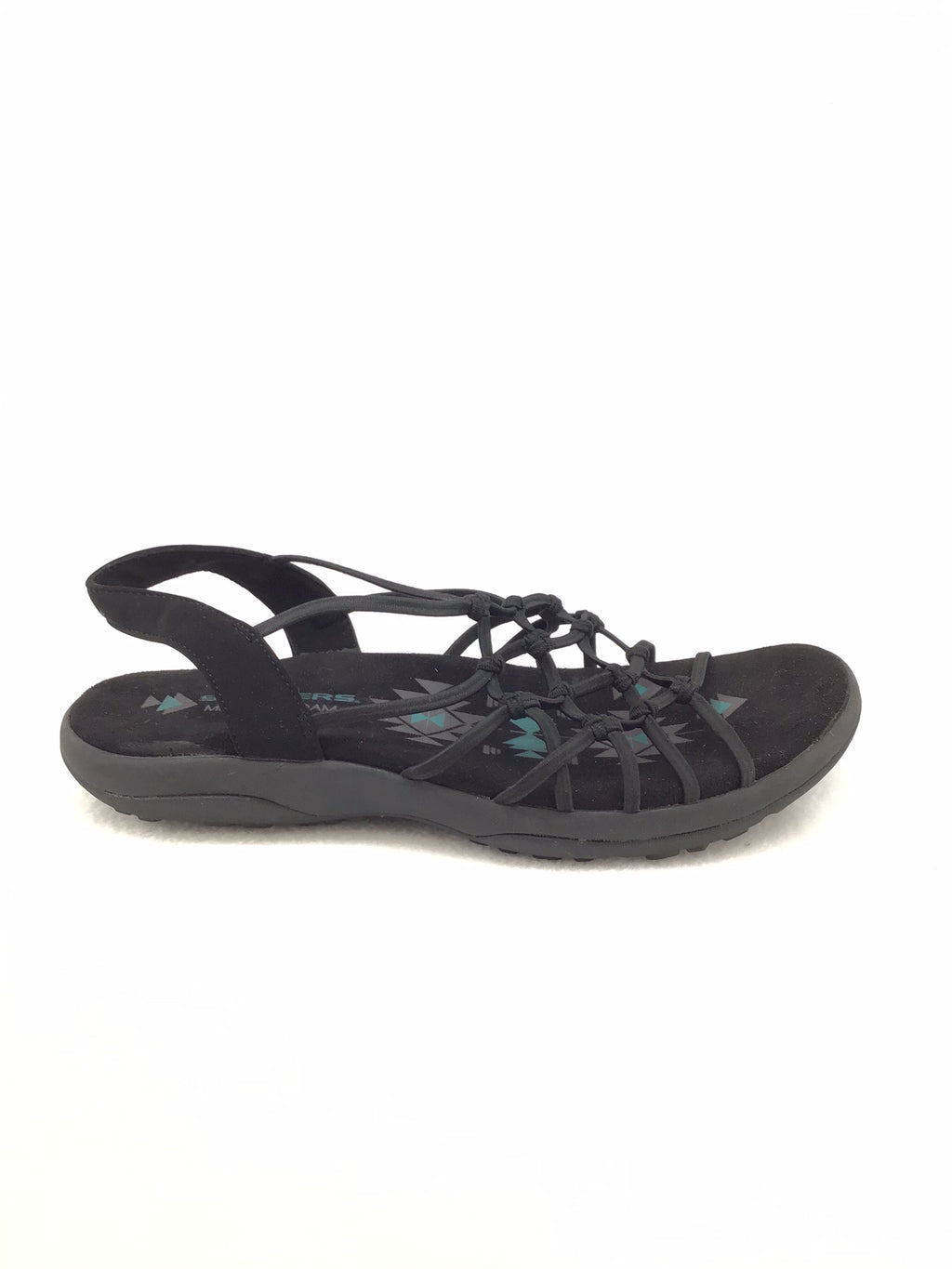 Skechers Memory Foam Sandals Size 8