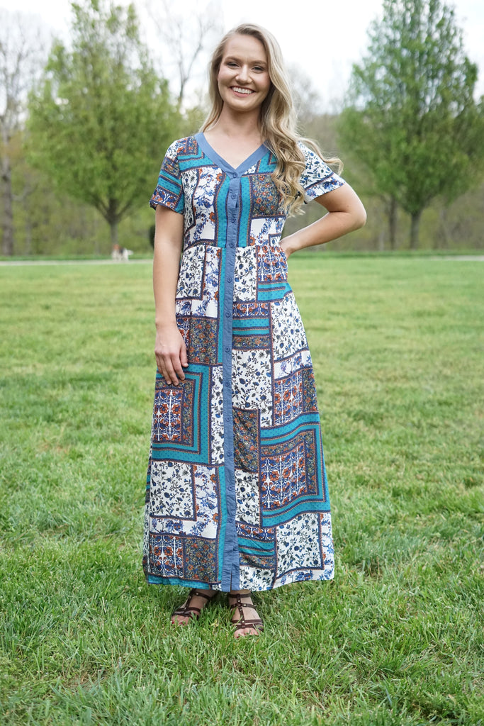 Lizzy Maxi Dress
