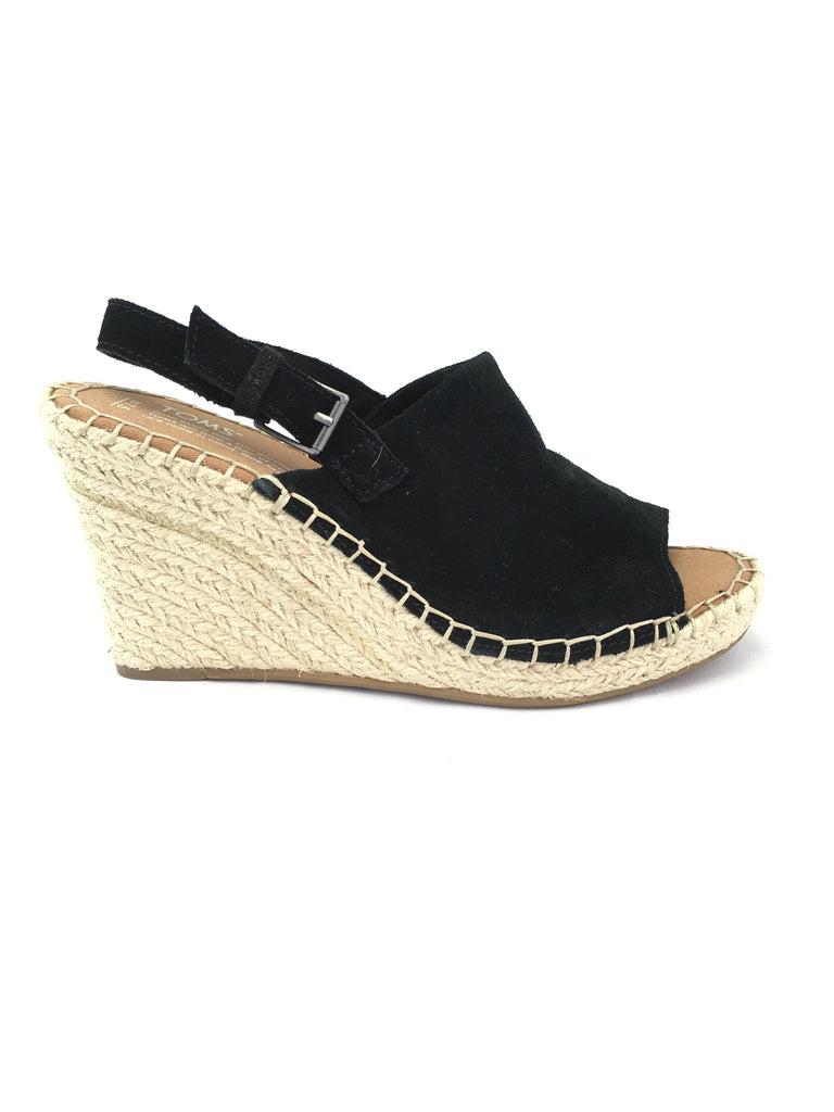 Toms Wedge Heel Size 7.5