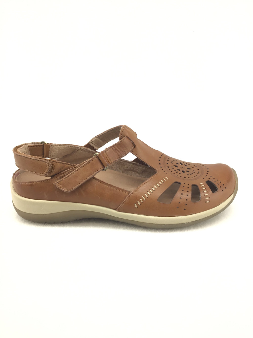 Earth Comfort Sandals Size 8