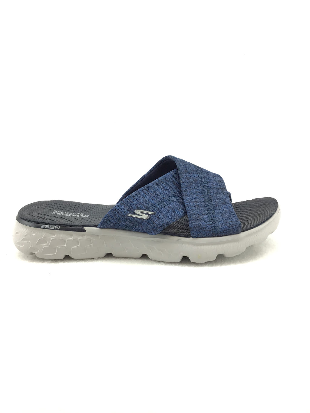 Skechers Goga Max Sandals Size 9
