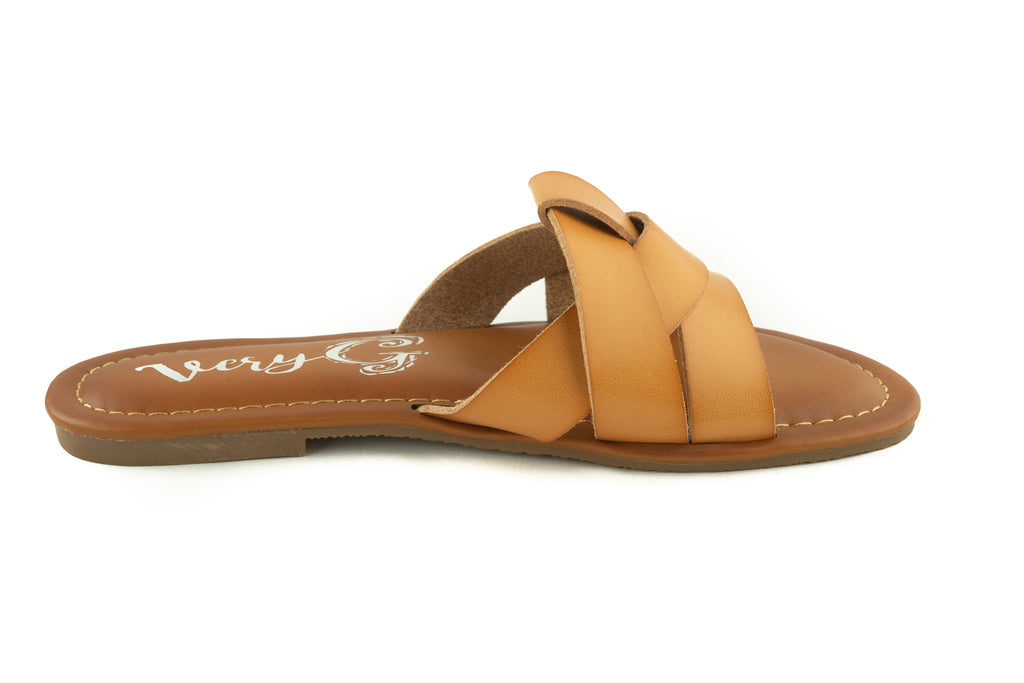Very G Yara Sandal in Tan