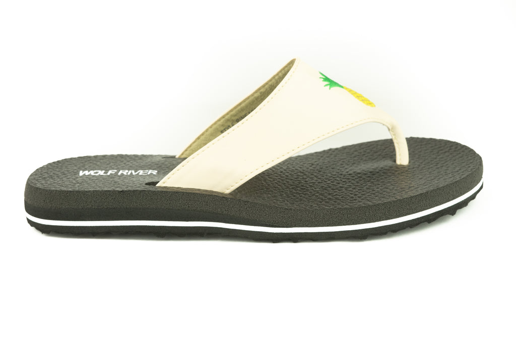 Wolf River Pineapple Flip Flop