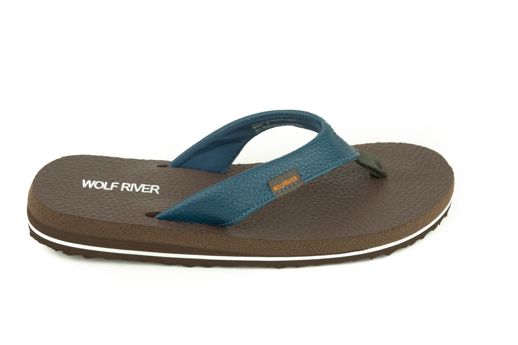 Wolf River Pebble Flip Flop