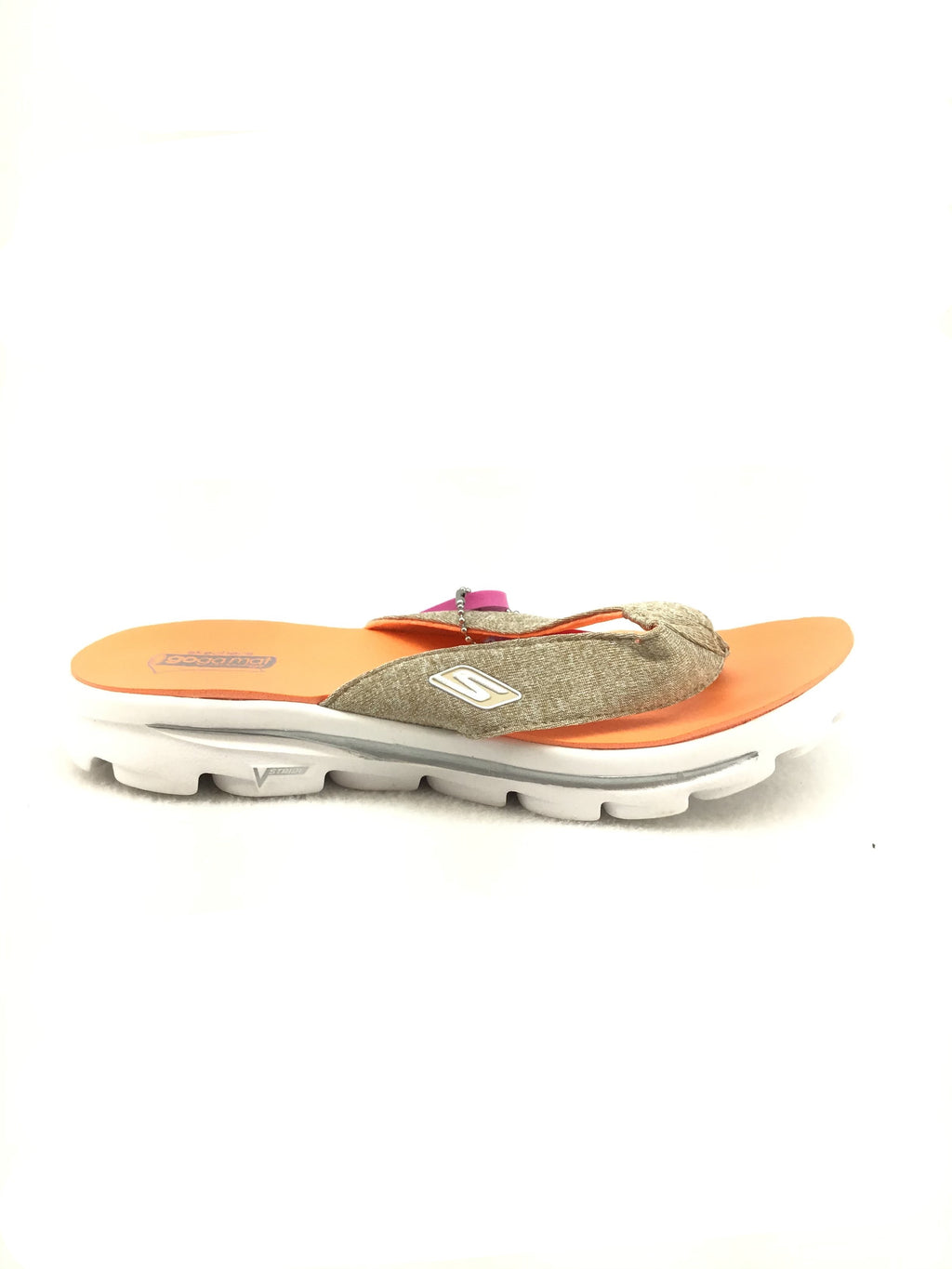 Skechers GoGo Mat Sandals Size 9