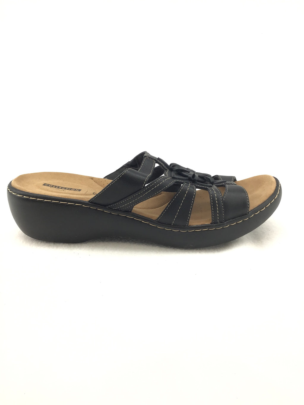 Collection By Clarks Comfort Sandals Size 12