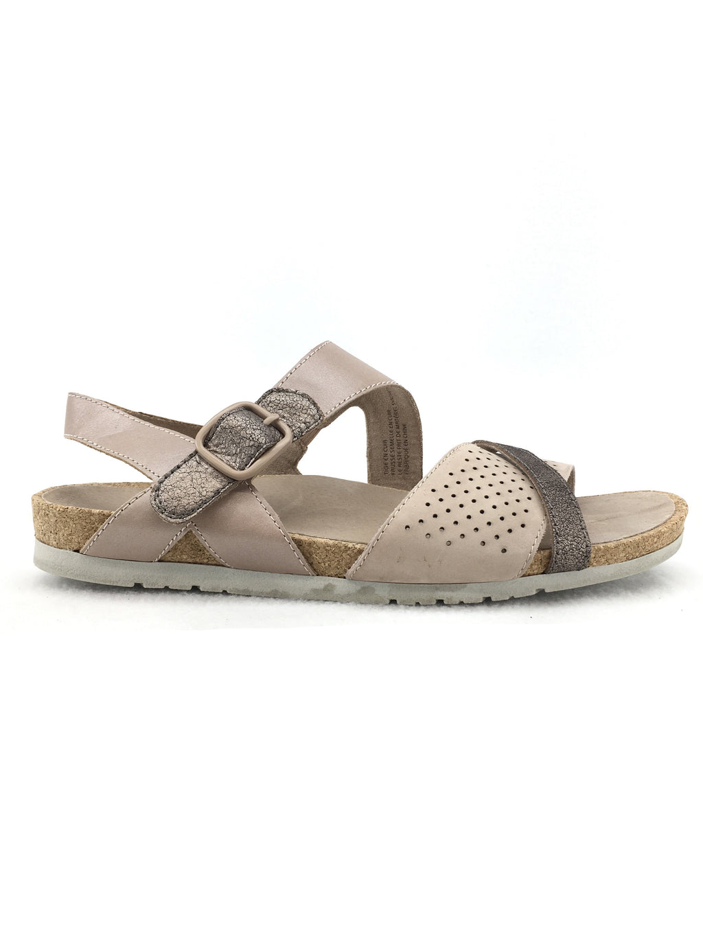 Earth Comfort Sandals Size 9W
