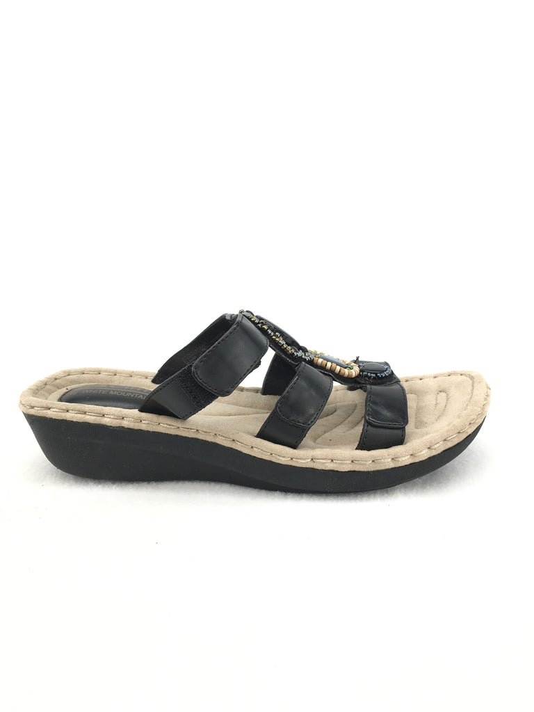 Cliffs by White Mountain Comfort Sandals Size 8.5M