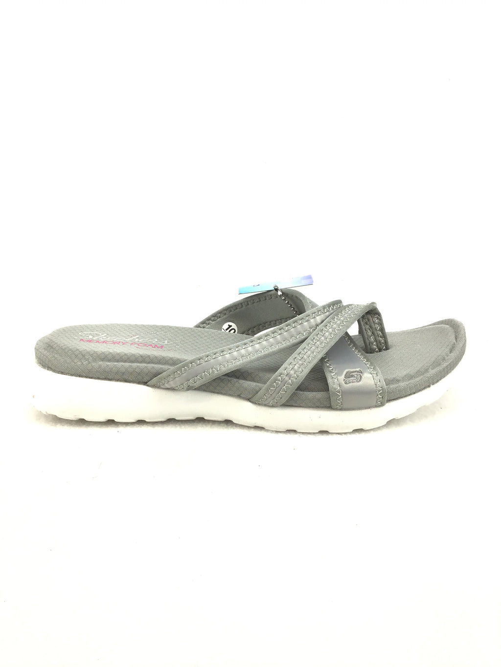 Skechers Memory Foam Sandals Size 10