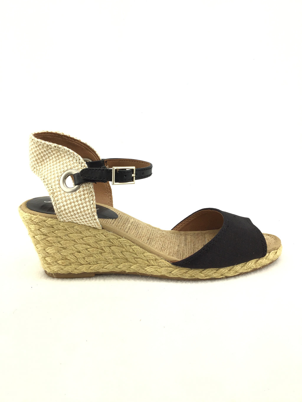 Lucky Brand Kyndra Wedge Sandals Size 7.5M
