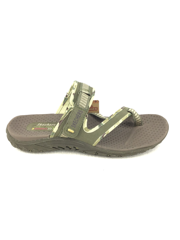 Skechers Reggaes Outdoor Lifestyle Sandals Size 10