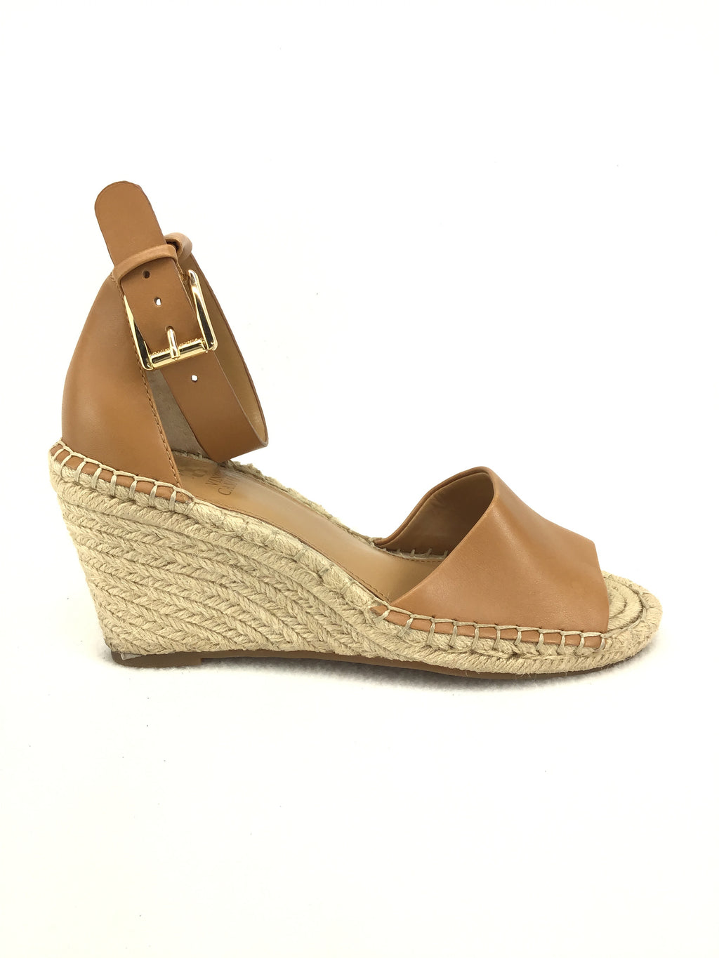 Vince Camuto Leera Espadrille Wedges Size 8M