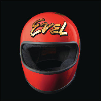 """Big Red"" Full Face - Biltwell Gringo"