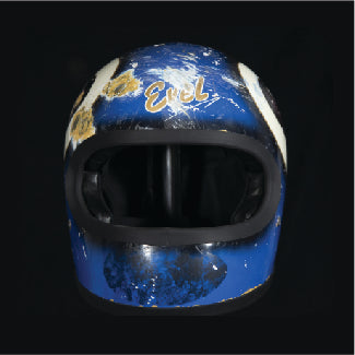 """Caesars Palace"" Replica Crash Helmet"
