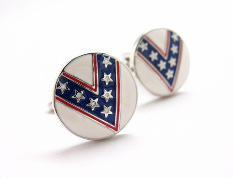 Evel Knievel Cuff Links