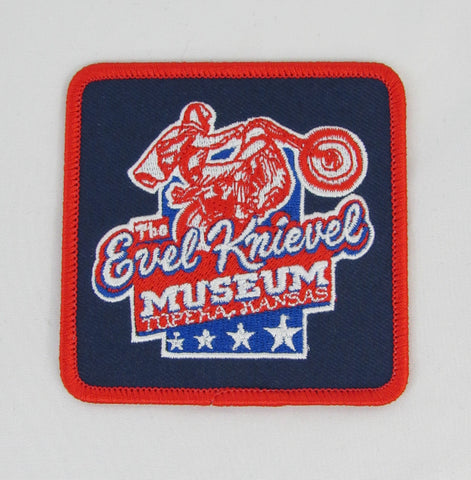 Evel Knievel Museum Patch