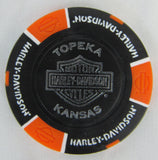 Historic Harley-Davidson Poker Chip