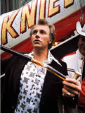 Evel Knievel Gold Plated Wheelie Cane