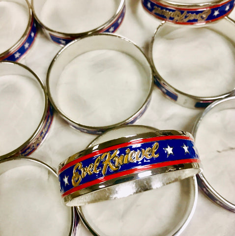 Evel Knievel Bangle