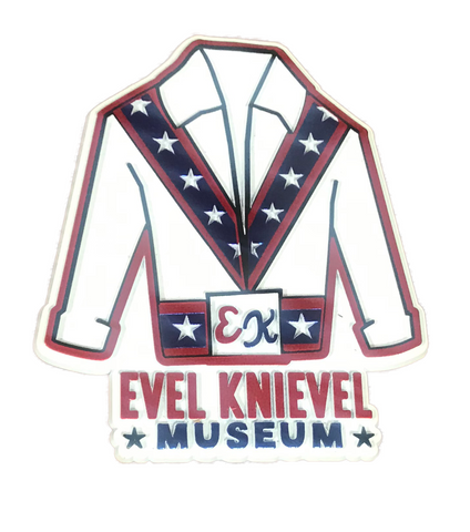 Jumpsuit - Evel Knievel Magnet