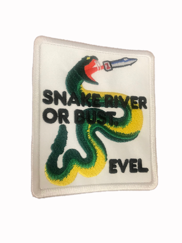Snake River or Bust Patch