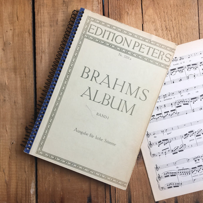 Brahms Album Band 1 - big