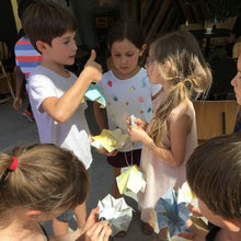 Workshop: Foldede origamidiamanter