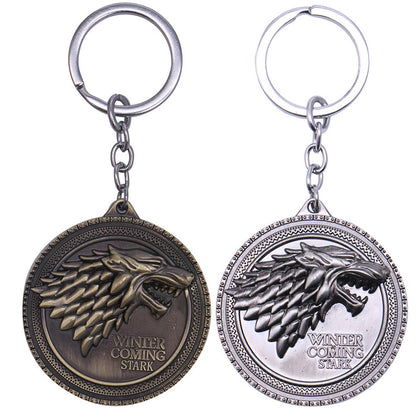 Chaveiro Winter is Comming Stark - GAME OF THRONES