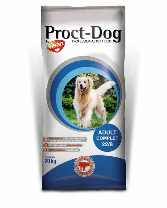 PROCT DOG - ADULT COMPLETE 20kg