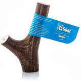 StagBar Antler Natural Dog Chew