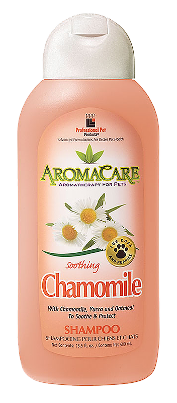 PPP AromaCare™ Soothing Chamomile and Oatmeal Shampoo - Epetshopcy