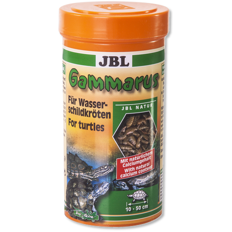 JBL Gammarus Treats for turtles from 10 to 50 cm - Epetshopcy