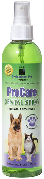 Professional Pet Products ProCare Dental Spray