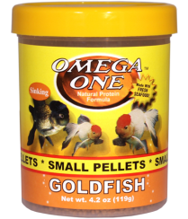 Goldfish Pellets - Sinking Small Pellets - Epetshopcy