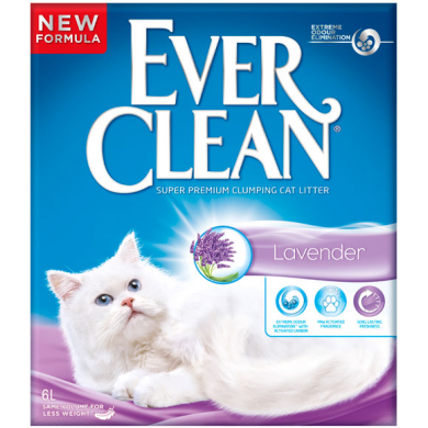 Ever Clean Lavender Cat Litter, 10 Litre - Epetshopcy