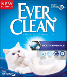 Ever Clean Multi-Crystals Cat Litter, 6 Litre - Epetshopcy