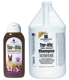 PPP Tar-ific Skin Relief Shampoo - Epetshopcy