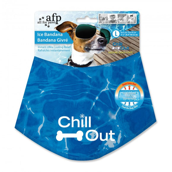 AFP- Ice Bandana - Chill Out - Epetshopcy