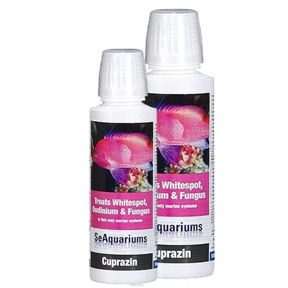 Waterlife- Cuprazin WHITE SPOT / FUNGAL INFECTION