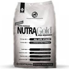Nutragold Pro Breeder – Chicken & Rice Formula – 20Kg-All Life Stages - Epetshopcy