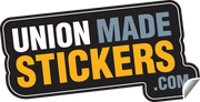 Union Made Stickers