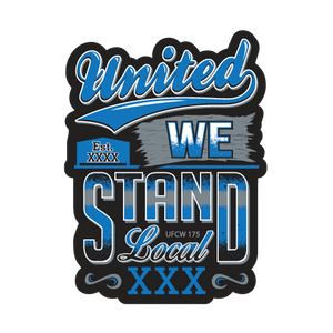 United We Stand – Blue