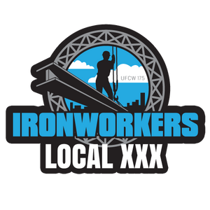 Ironworkers At Work