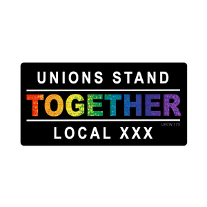 Unions Stand Together (Local Alternate)