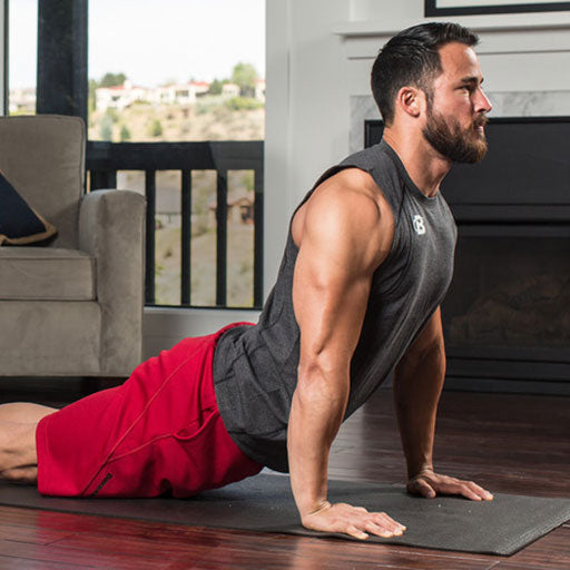 6 Reasons Men Should Do Yoga