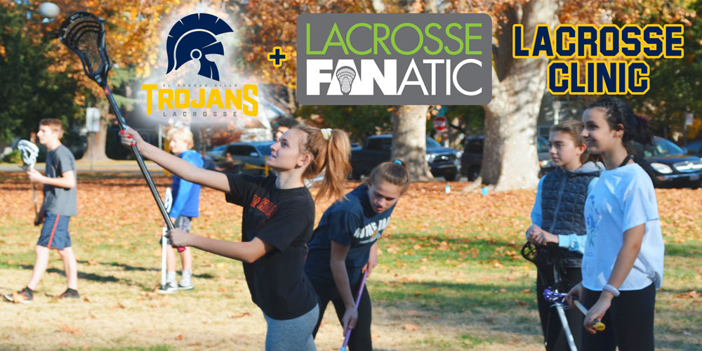 EDH Lacrosse and Lacrosse Fanatic clinic
