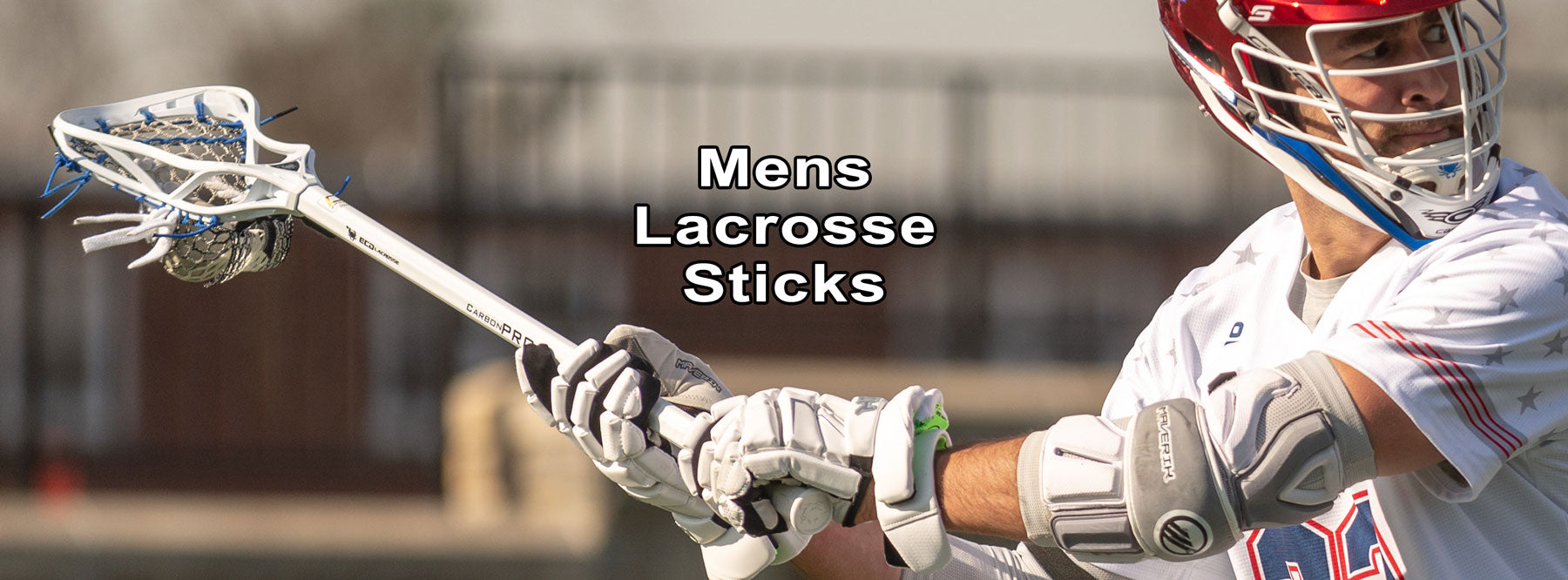 Mens Lacrosse Sticks from Lacrosse Fanatic